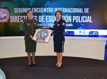 Ocupará Policía Federal primera dirección ejecutiva de la Red de Internacionalización Educativa Policial