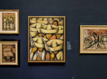 """Inauguran """"Pintar la Revolución: El arte moderno mexicano, 1910-1950"""" en Filadelfia"""