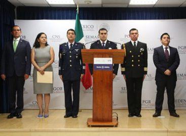 Detenidos tres presuntos integrantes de organizaciones delictivas con presencia en Veracruz