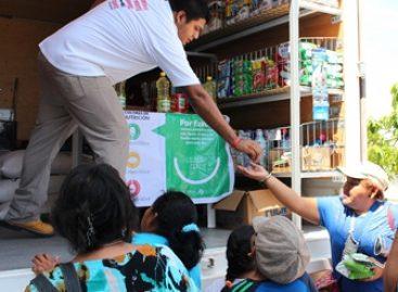 Presente Diconsa en Guanajuato y Querétaro con mil 509 tiendas comunitarias