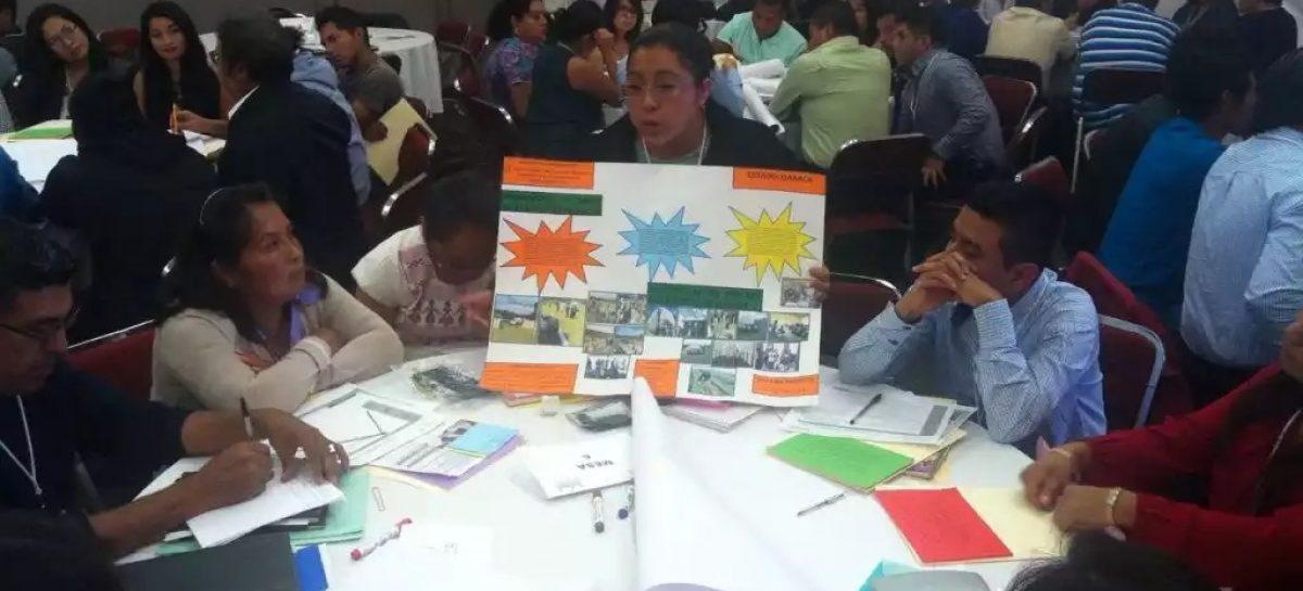 Organizaciones sociales beneficiarán a más de 11 mil personas en Oaxaca