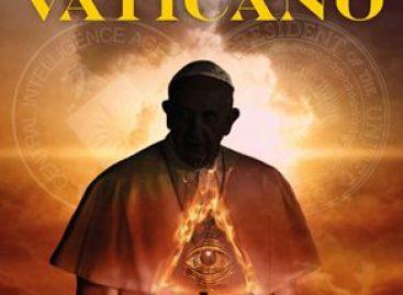 Presentarán y debatirán la nueva novela periodística Secreto Vaticano