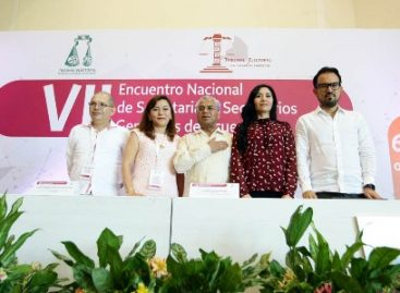 Ley Orgánica del TEEC, paso importante para la autonomía de la función electoral e independencia