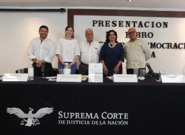 Los jueces tienen que hacer efectivas las leyes en materia de derechos humanos: González Oropeza