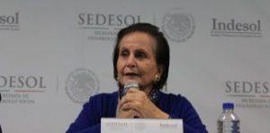 María Angélica Luna Parra.
