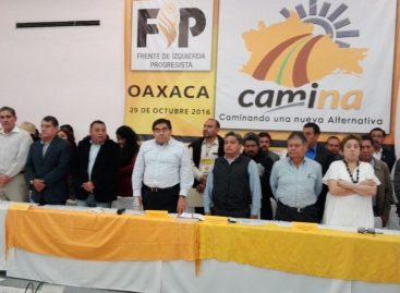 Ni veto a Amador Jara en el PRD, ni cargos con Murat;  busca Camina