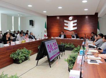 Califican elecciones municipales por sistema normativo en Oaxaca; 33 válidas y una sin validez