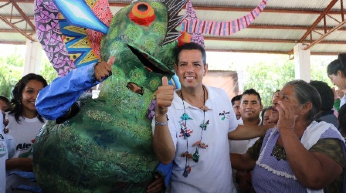 El gobernador Alejandro Murat pide unidad, aclarar cuentas nada