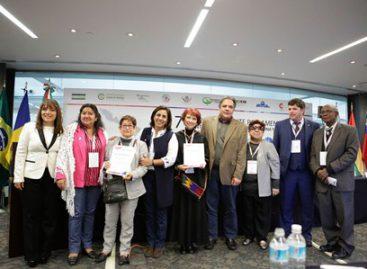 Firman parlamentarios declaración para combatir el hambre en América Latina y El Caribe