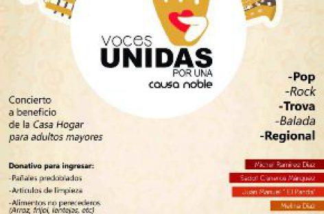 """Ofrecerán concierto en beneficio de """"Casa Hogar para Adultos Mayores"""" de Oaxaca"""