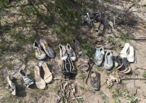 Hallados más de tres mil restos humanos