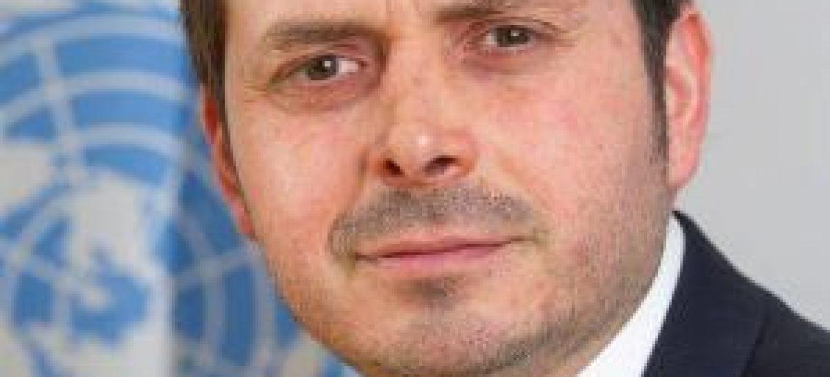 Carlos Ruiz Massieu, reelecto en una Comisión Consultiva de la ONU