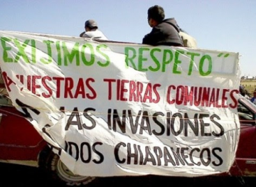 La paciencia se agotó: comunicado de la asamblea de comuneros de Santa María Chimalapas
