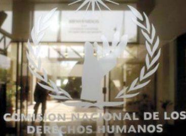 Manifiesta CNDH su solidaridad y se suma a la iniciativa ciudadana #MxEnAlertaDeGénero