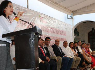 Apoya Sagarpa a mujeres de zonas rurales y periurbanas de Oaxaca con 11 mdp para huertos y granjas familiares