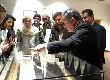 """Por primera vez en Irán y en Medio Oriente, exhiben """"Códices Prehispánicos de México"""""""