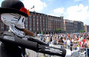 Se erige la Festividad del Día de Muertos como una celebración para el fomento y preservación de la cultura.