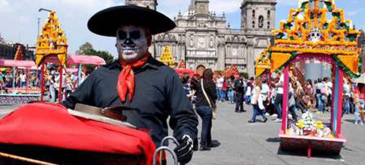 Preservará Ciudad de México tradición de Día de Muertos; publican Acuerdo en Gaceta Oficial