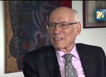 Rodolfo Stavenhagen, Premio Nacional de Derechos Humanos 2016