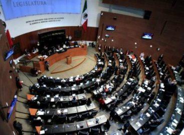 Ratifica Senado de la República 198 grados navales