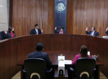 Confirma TEPJF sanción a dos munícipes de Puebla por asistir a acto proselitista en día hábil