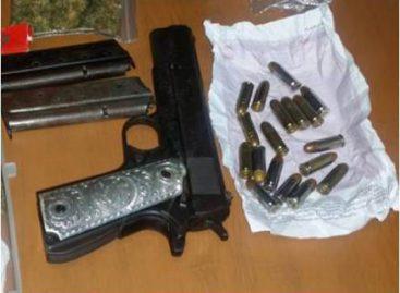 Fuerzas de seguridad pública de Oaxaca detienen a tres sujetos armados en el Papaloapan