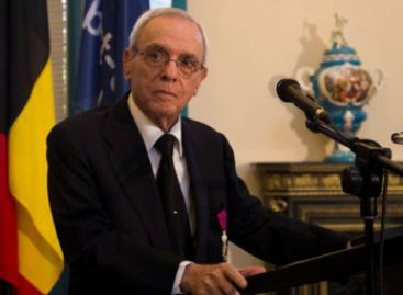 Brindó Embajada de México en Cuba homenaje al doctor Eusebio Leal Spengler