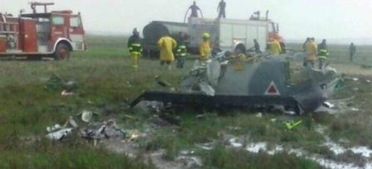 Fallecen un capitán y un teniente al sufrir aeronave militar accidente en Sonora