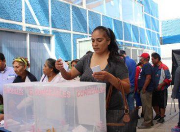 Nutrida participación en elección para elegir dirigente del PAN-Oaxaca