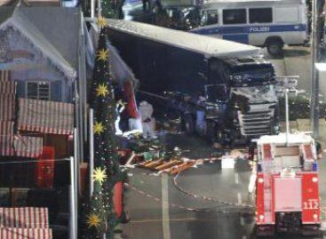 Expresa México sus condolencias por el ataque terrorista en Berlín