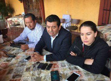 Reprueba Juan Mendoza atentado contra oficinas del PAN-Oaxaca