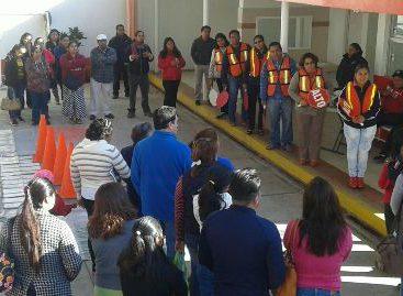 Imparte Comisaria de Vialidad de Oaxaca capacitación en 130 instituciones educativas