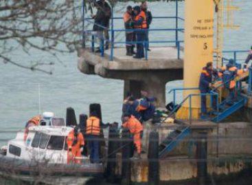 Lamenta gobierno de México accidente aéreo ocurrido en el Mar Negro