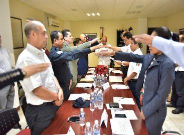 Instalan Consejo Estatal de Desarrollo Policial en Oaxaca