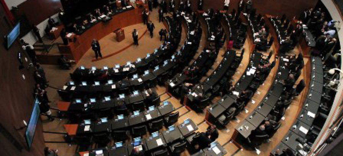 Aprueba Senado incluir fenómenos naturales como temas de seguridad nacional