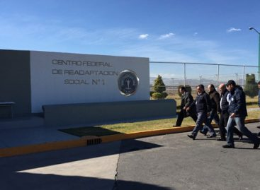 Detectan situaciones de riesgo en CEFERESOS del país: CNDH