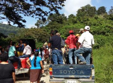 En Chimalapas exigen elecciones municipales limpias