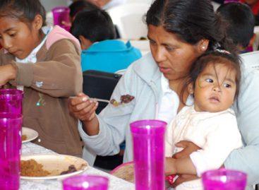 Abastece Diconsa a dos mil comedores comunitarios en el Estado de México