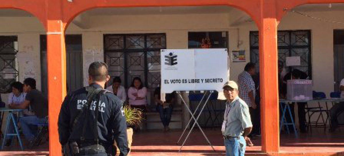 10 municipios más eligen a sus autoridades por Sistemas Normativos en Oaxaca
