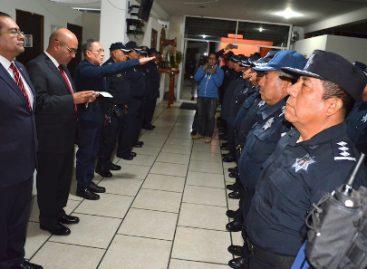 Asume José Raymundo Tuñón Jáuregui como secretario de Seguridad Pública de Oaxaca
