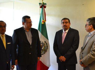 Reconstruir el tejido social, es el compromiso con Oaxaca: Avilés Álvarez