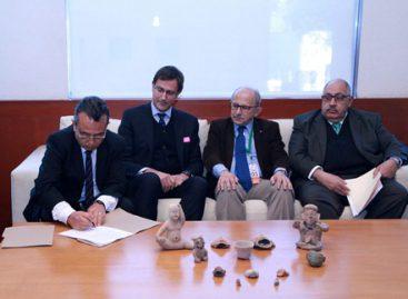 Recuperan 12 piezas arqueológicas mexicanas en Italia