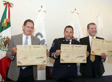 Firman CNS y el Consejo Ciudadano convenio para atender delitos en tiempo real a nivel nacional