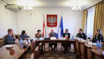 Estrecha Policía Federal lazos de cooperación con la Policía Nacional de Polonia