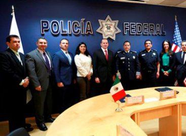 Reforzarán México y EU coordinación en materia de Inteligencia e intercambio de información