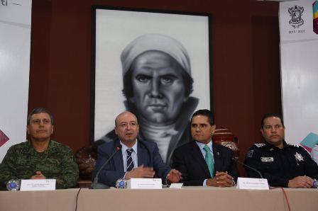 Municipios prioritarios de Michoacán