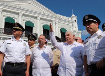 Refuerza la Policía Federal la seguridad en el estado de Tabasco: CNS