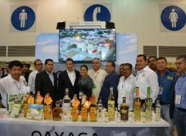 Muestra Oaxaca en la Mx Alimentaria sus potencialidades, sabor y alegría