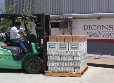 Prioritario para Diconsa abastecer maíz y frijol a zapotecos