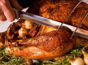 El pavo, excelente alimento para cardiacos, hipertensos y diabéticos